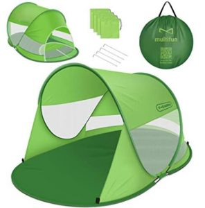 beach tent for windy conitions