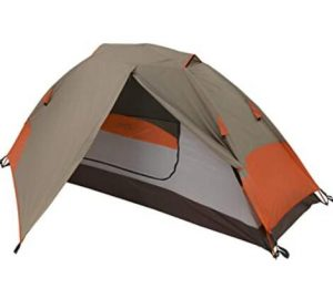 ALPS 1 man tent with full rainfly