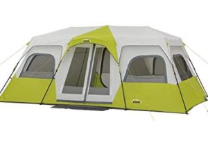 Core 12 man tent for large family under 300