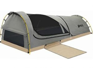 Kodiak durable canvas tent under 300 dollars