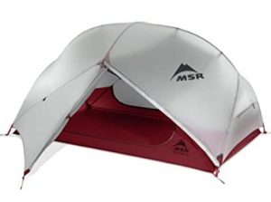 MSR lightweight 2 person backpacking tent under $300