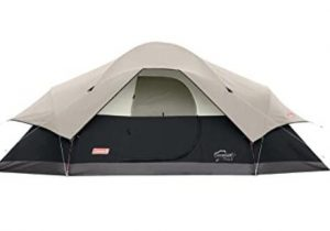 coleman red canyon tent 8 person