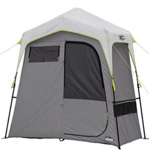Core instant 2 room tent with portable size review