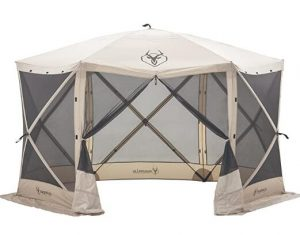 gazelle pop up large portable screen rooms
