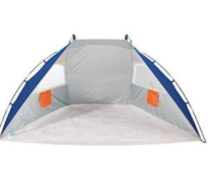 rio beach portable sun shelter review