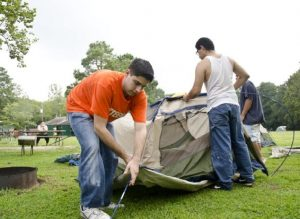 what is the easiest tent to put up
