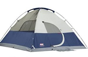 excellent vent of Coleman Sundome Elite 6-man tent