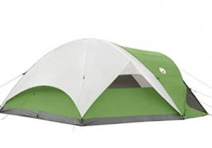 coleman evanston screened tent review
