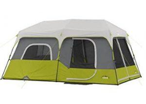 Core 9 pereson 2 room tent under 500