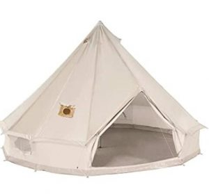 Danchel 4 season bell tent under 500 reviews