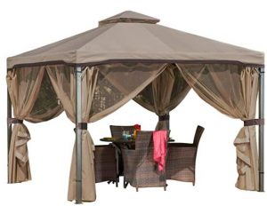 gazebo tent under 500 reviews