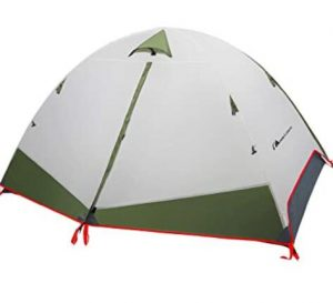 Moon Lence backpacking tent with double layer under 200
