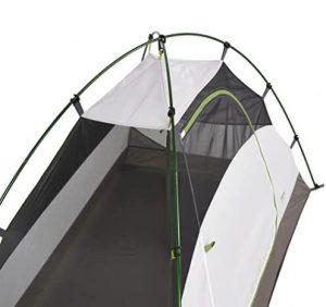 mesh roof of kelty salida 2 tent