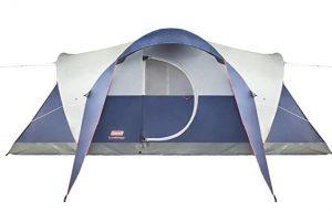 coleman elite montana 8 family tent