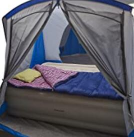 Wenzel tent for camping