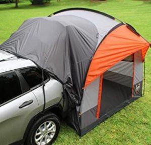rightline gear 6 person outdoor suv tent