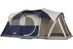 coleman elite weathermaster 6 screened tent review