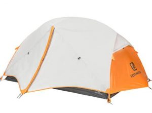 Featherstone lightweight tent for backpacking under 300