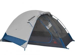 Kelty night owl 3-person backpacking tent under 300 for family