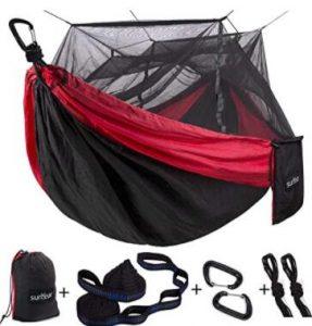 lightweight hammock backpacking tent