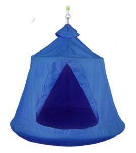 A swing tree tent
