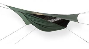 A tree tent of light weight