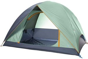 backpacking tent for 4 people with standing headroom