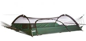 Tree tent with flat floor