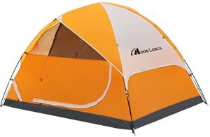 4 person backpacking tent of lightweight