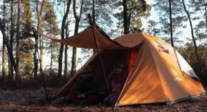 3 person backpacking tent under 200 dollars