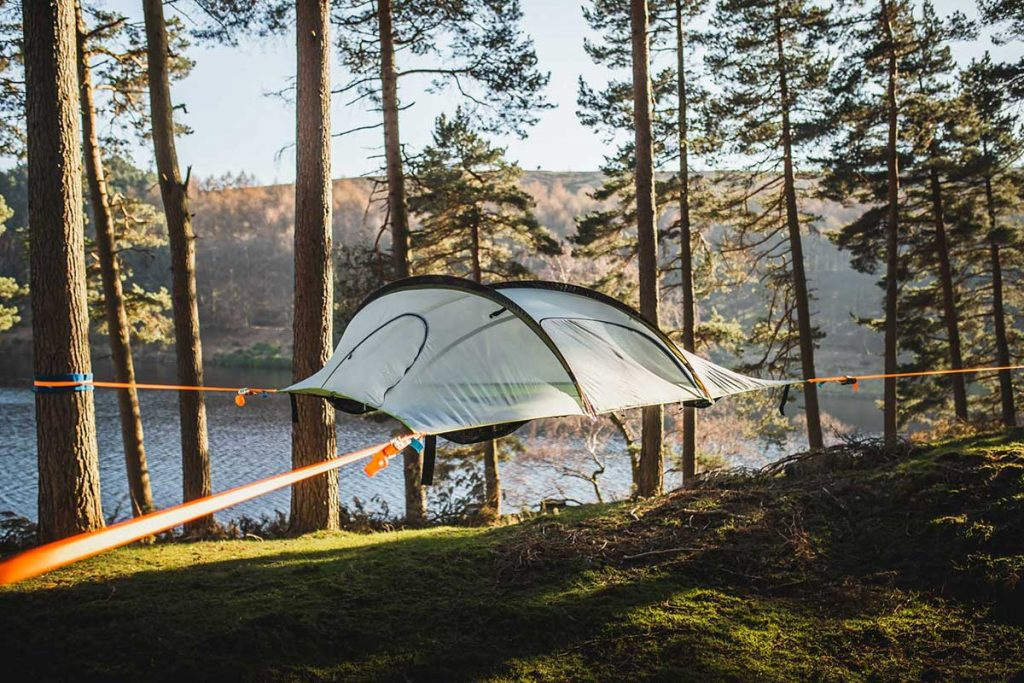 3 person tree tent