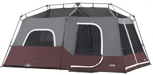 Core freestanding tent with large space