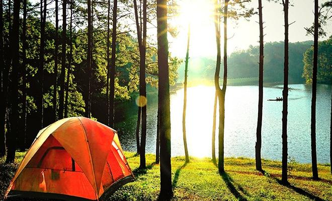 ways to select a campsite