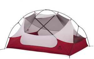 3-season high wind resistant tent