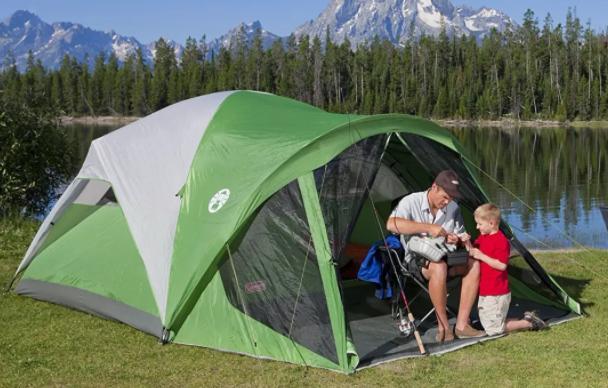 choose a proper camping tent