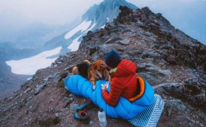 methods to care for your sleeping bag