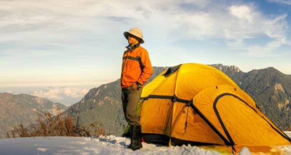 ways to make a tent warmer