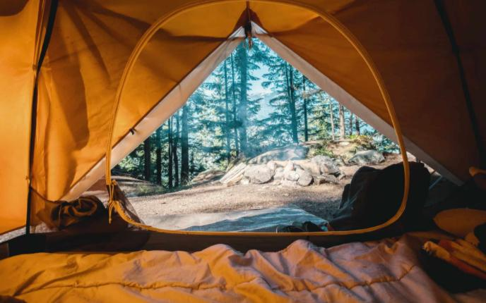 bring air mattress if you are a first time camper