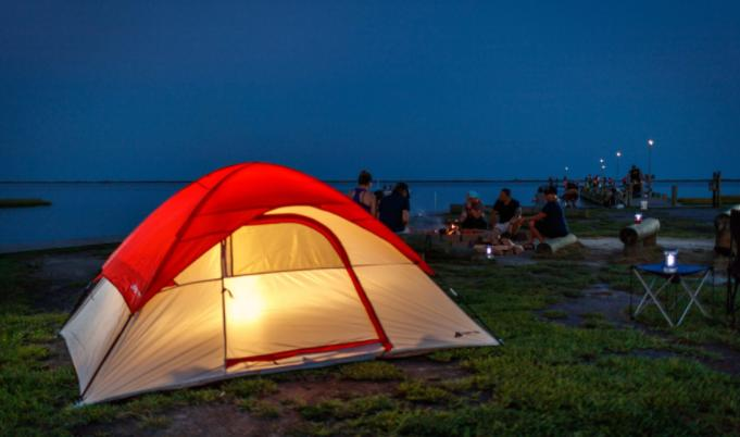 ways to choose a place for camping