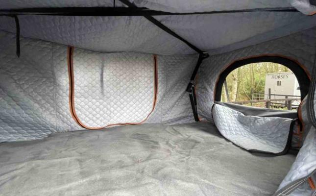tricks for insulating your tent for winter