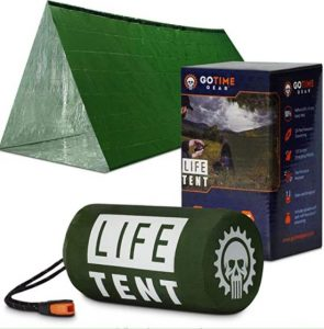 Best one person survival shelter