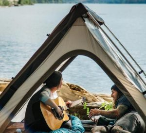 What is the best A-frame tent