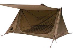 4 season A-frame tent