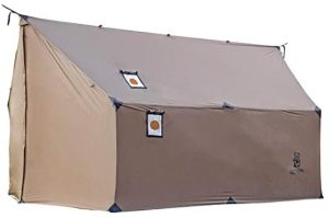 spacious hammock hot tent