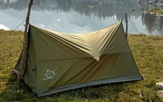 Backpacking A-frame tent