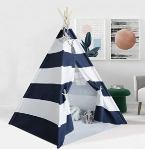 portable teepee tent for boys