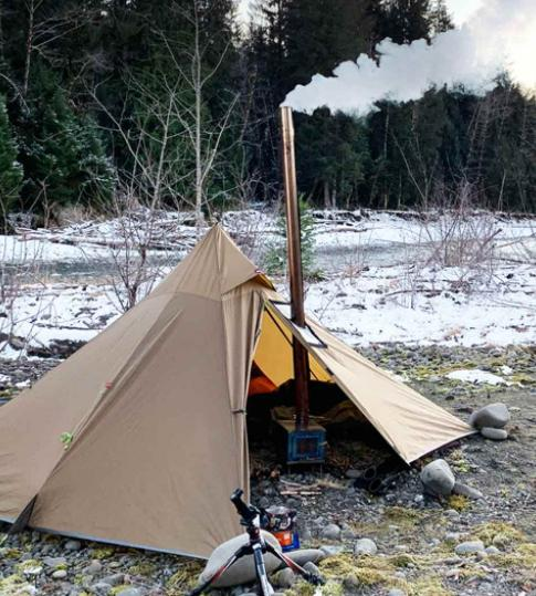 choose the best hot tent