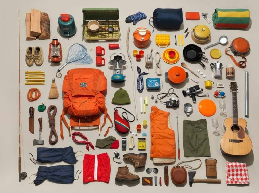 camping gears for toddlers
