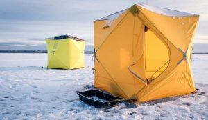 best ice fishing tent