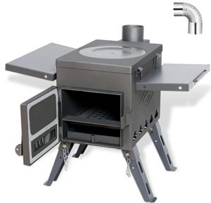 best stove for hot tent